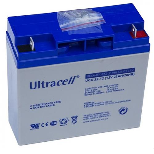 Bateria 12V/22AH (UCG12-22...