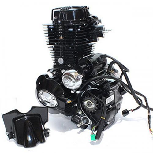 Motor Completo (arrefecido...