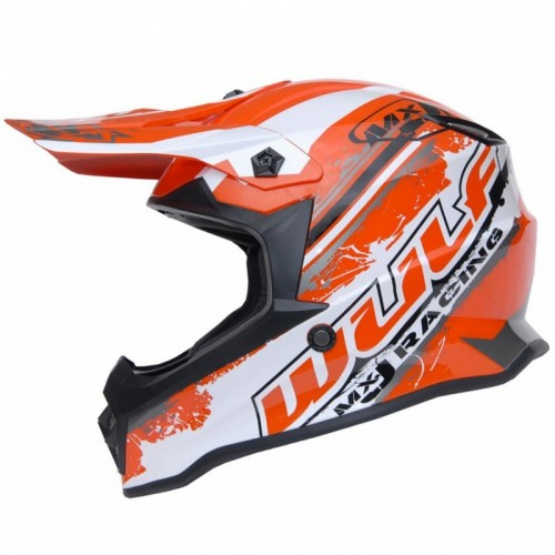Capacete, WULFSPORT ® OFF...