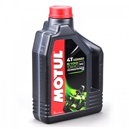 Oleo (10W40) 5100 (2L), MOTUL